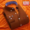 灯芯绒保暖15473棕色