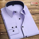 15134(淡紫)长袖